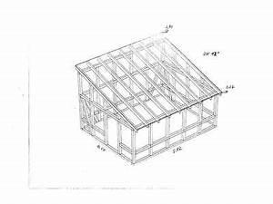 Bauplan Gartenhaus Pultdach : gartenhaus in fachwerkbauweise bauen ~ Frokenaadalensverden.com Haus und Dekorationen