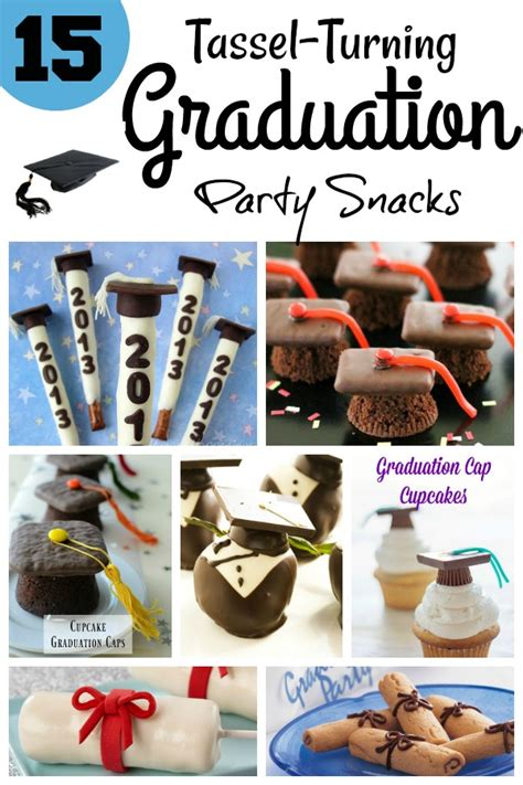 15 graduation snack ideas southern made simple 151 | 1