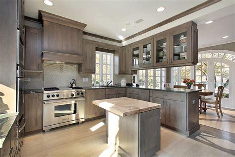 kitchen cabinet wood colors 50 high end dark wood kitchens photos designing idea