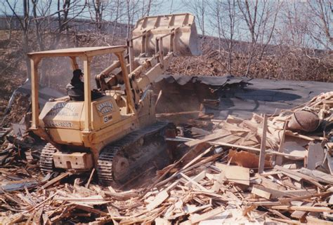 mancini demolition