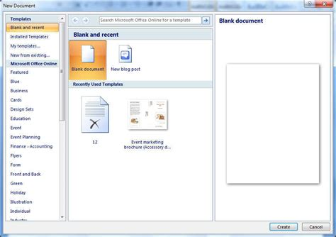 how to use word how to use templates in ms word ubergizmo
