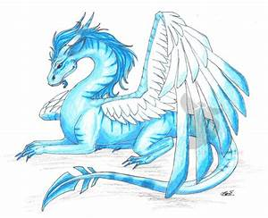 Ice Dragon Drawings | www.pixshark.com - Images Galleries ...