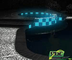 glow in the dark glass tiles joe glow glass tiles