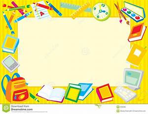 school borders clipart - Free Large Images
