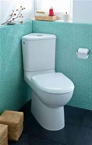 Pose Wc Sortie Verticale : wc d angle une solution gain de place ~ Melissatoandfro.com Idées de Décoration