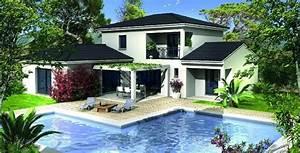 Anything Of Home  Maison De Reve Maison 5 Chambres Plans 3d