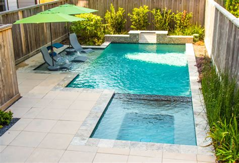 Backyard Small Pool by A Pool For Everyone Pools For Small Yard Platinum Pools