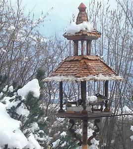Oiseaux Decoration Exterieur : mangeoire exterieure pour oiseaux ~ Melissatoandfro.com Idées de Décoration