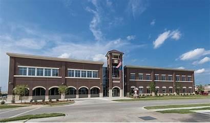 Jenks Oklahoma Schools Building Education Ok Administration