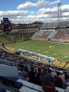 Section 528 At Scott Stadium Rateyourseats Com