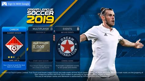 Unzip/extract the downloaded obb, and put in the given path: Dream League Soccer 2019 Apk v6.05 Mod + OBB Unlimited ...