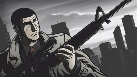 13 Anime To Golgo 13 Hd Wallpaper And Background Image