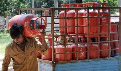 OTP Required For Home Delivery of LPG Cylinders From ...