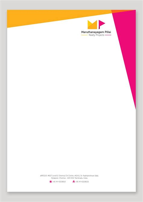 letterhead design ideas  pinterest letterhead