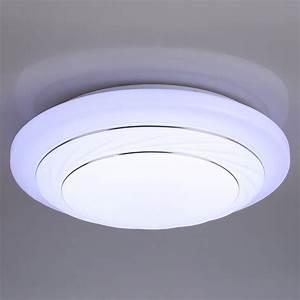 Modern w round led lighting light fixtures ceiling