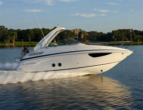 Cabin Cruiser Boats by High Style And Function In 2012 Trailered Cabin Cruiser