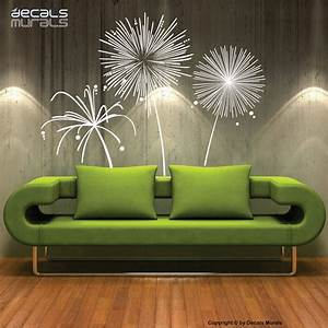 wall decal fireworks vinyl shapes modern decor stickers by With wall murals decals