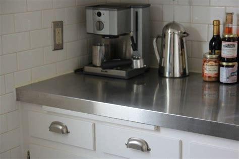 best 25 metal countertops ideas on zinc
