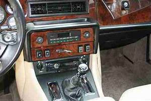 Sell Used Restored Series 3 Jaguar Xj With 5 Speed Manual