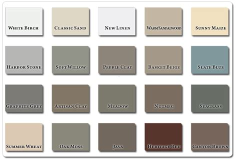 vinyl siding colors home depot harbour crest vinyl siding dl4