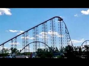 Bizarro Off ride HD roller coaster (Superman) - Six Flags ...