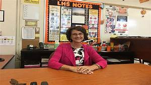 'She is the pillar of Leesburg HS,' student says about 2018...