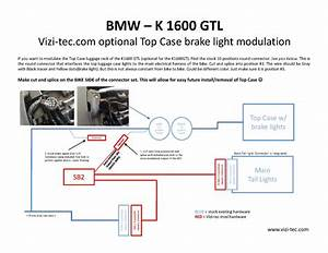 Bmw K1600gtl User Wiring Diagram
