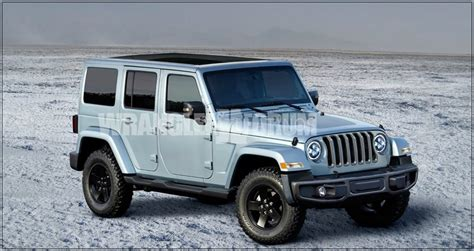 2020 The Jeep Wrangler by 2020 Jeep Wrangler Truck Concept Spied Best Suv 2019