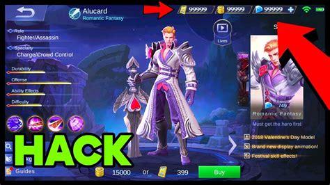 ''mobile Legends'' Mod Apk 1.2.73.2761 Hack & Cheats