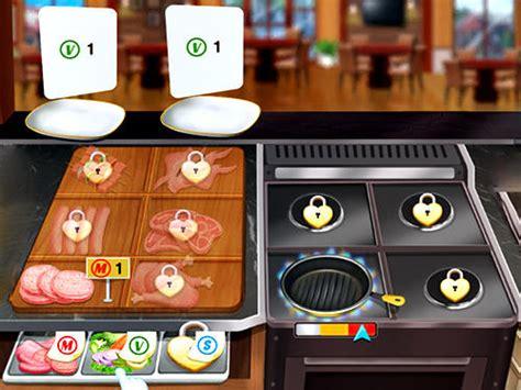 tablette cuisine cook kitchen cooking madness pour android à télécharger