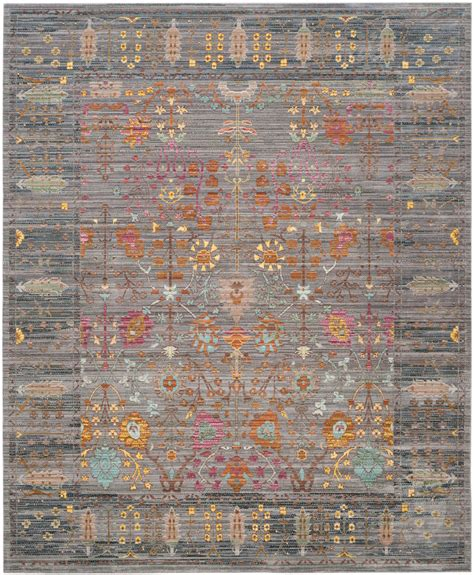 Www Safavieh by Grey Floral Design Area Rug Safavieh Transitional Rugs