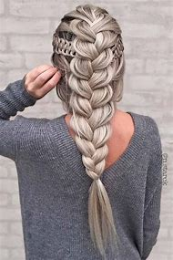 Cute Hairstyles with Braids for Long Hair
