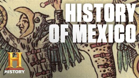 History Of by The History Of Mexico History Lists History
