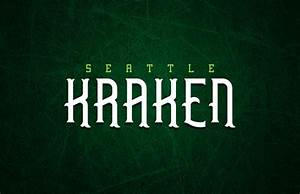 unofficial athletic seattle kraken brand identity concept