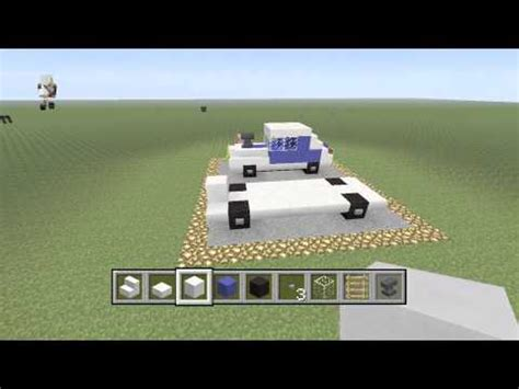 minecraft muscle car minecraft how to build a american muscle car youtube