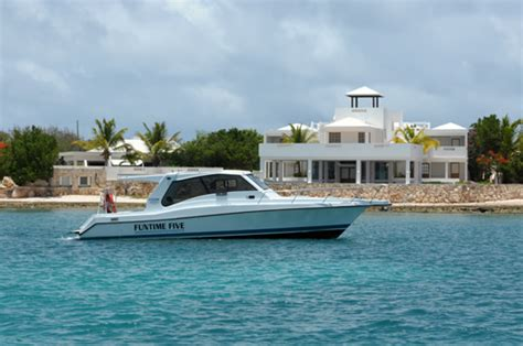 Charter Boat Services by Anguilla Ferry 5 The Funtime Charters Fleet