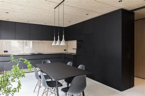 11 Ways To Introduce Black Into Your Kitchen   CONTEMPORIST