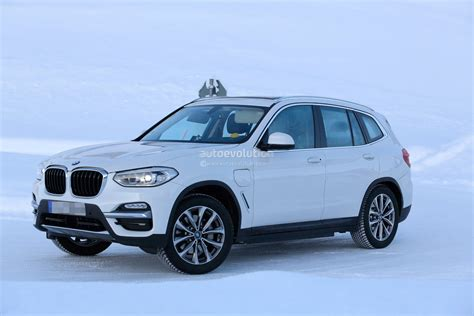 Bmw In Hybrid 2020 by 2020 Bmw Ix3 And X3 Phev Spied Cold Weather Testing