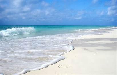 Beach Ocean Cuba Landscape Domain