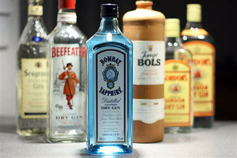 brands of gin top 50 best high end gin brands