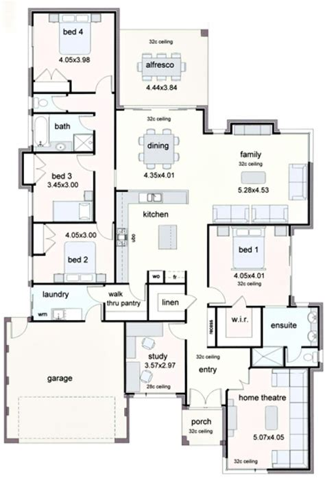 floor plans of houses home plan designs house plans design kerala and home