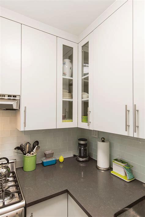square feet  smart small kitchen design  plenty