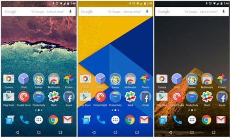 6 android the 9 new stock wallpapers from android 6 0