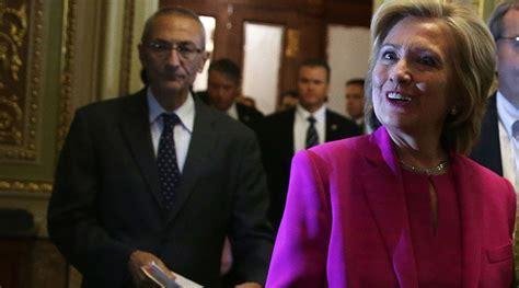 Ancient Aliens features John Podesta: Hillary Clinton