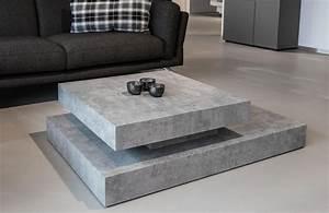 Zurbrüggen Junges Wohnen : couchtisch wei betonoptik inspirierendes design f r wohnm bel ~ Buech-reservation.com Haus und Dekorationen