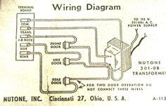 doorbell wiring diagrams doorbell home electrical wiring house wiring and wire