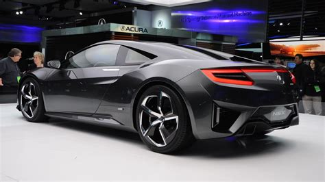 pre order acura nsx acura nsx pre orders now open in u k 163 5 000 for place in