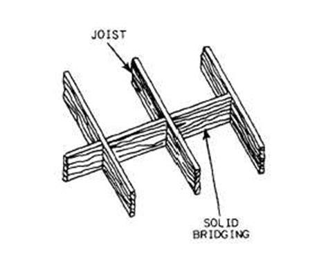 metal bridging for floor joists carpet vidalondon