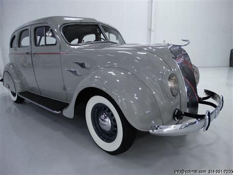 1936 Desoto Airflow For Sale