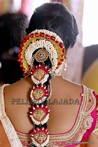 South Indian Bridal Hairstyles With Flowers HairStyles
